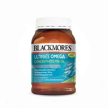 Blackmores Ultimate Omega kapsul merupakan suplemen untuk memelihara kesehatan