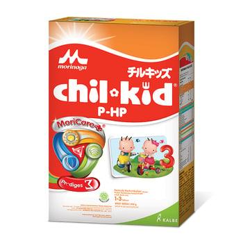 Morinaga Chil Kid PHP, susu chil kid untuk usia 1 tahun