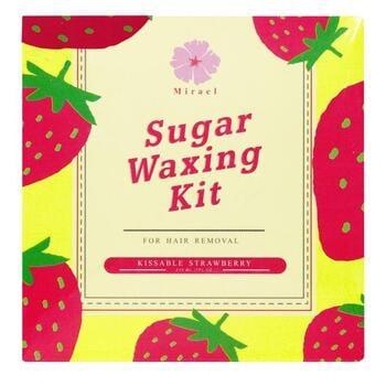 Mirael Sugar Waxing Kit Strawberry 210 ml harga terbaik 95000