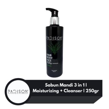 Padison - Hair Body Face 250 mL harga terbaik 74900