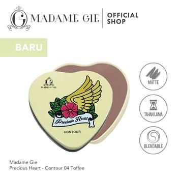 Madame Gie Precious Heart Contour 04 - Toffee  harga terbaik 25000