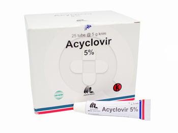 Acyclovir Indofarma Krim 5 g harga terbaik 4803