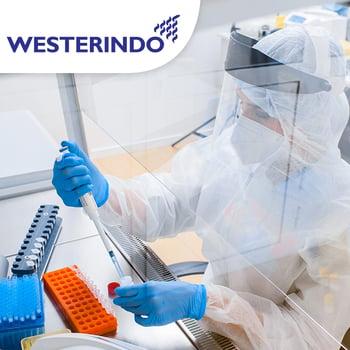 Swab PCR Test COVID-19 (Hasil 1 Hari) di Laboratorium Klinik Westerindo