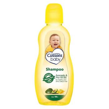 Cussons Baby Shampoo Avocado & Pro-Vit B5 100 ml harga terbaik 14181