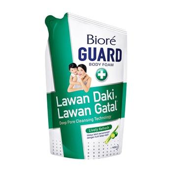 BIORE Guard BF Lively Refresh 450 ml harga terbaik 23800