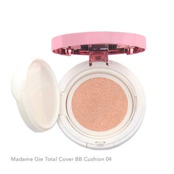 Madame Gie Total Cover BB Cushion 04 harga terbaik 75000