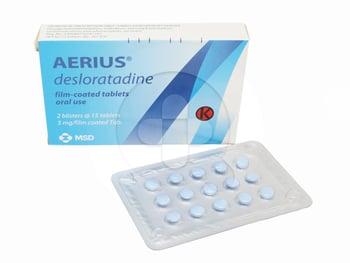 Aerius Tablet 5 mg  harga terbaik