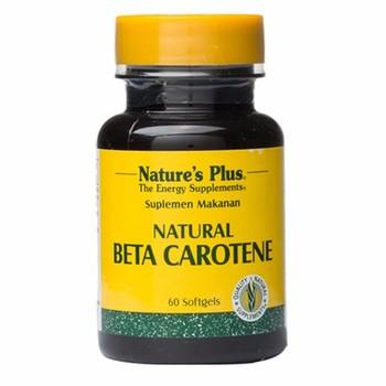 Nature's Plus Beta Carotene harga terbaik