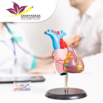 Medical Check Up Kardiovaskuler di Cahayasaga Clinic, Makassar, Sulawesi Selatan