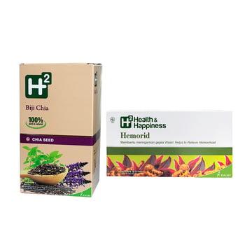 Paket Kesehatan Pencernaan H2 harga terbaik
