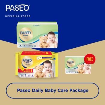 Paseo Daily Baby Care Package harga terbaik