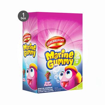 Cerebrofort Marine Gummy Anggur  harga terbaik 61750
