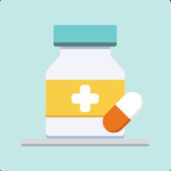 Dopepsa suspensi digunakan untuk terapi jangka pendek pada luka dinding usus (tukak duodenum).