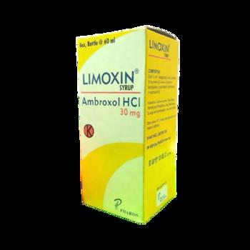 Limoxin Sirup 60 ml adalah obat untuk terapi pada penyakit saluran nafas akut dan kronik.