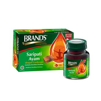 Brand's Saripati Ayam dengan Cordyceps 70 g  harga terbaik