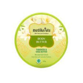 Mustika Ratu Tuberose & Shea Butter 200 g harga terbaik 41600