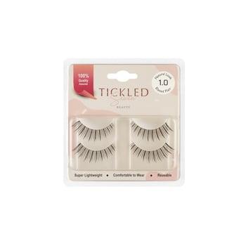 Tickled Seven - Twin Pack Eyelashes Elated Flair 1.0 harga terbaik
