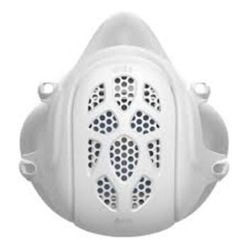 Gill Face Mask Reusable Respirator (White)