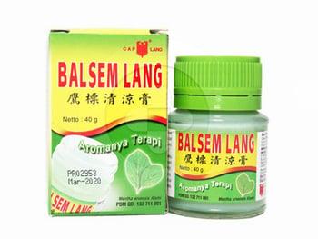 Cap Lang Balsem 40 g harga terbaik 17013