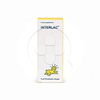 Interlac Tetes 5 ml harga terbaik