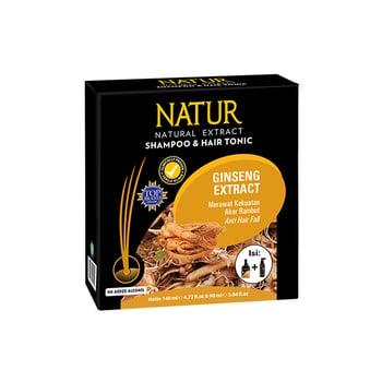 natur shampoo Natur 2in1 Shampoo & Hair Tonic