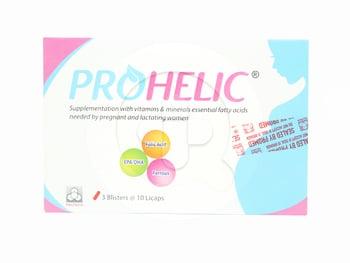 Prohelic Kapsul  harga terbaik 209677