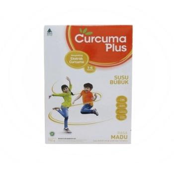 Curcuma Plus Susu Rasa Madu  harga terbaik