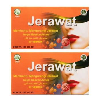 Dami Sariwana Jerawat Kapsul  harga terbaik 28000