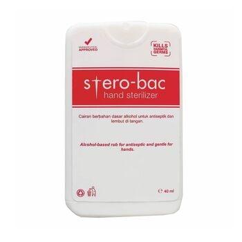 Sterobac Hand Sterilizer 40 ml harga terbaik 34600