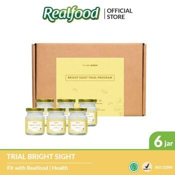 Realfood Bright Sight Trial Program harga terbaik 375000