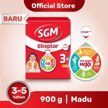 SGM Eksplor 3 Plus Susu Pertumbuhan 3-5 Tahun