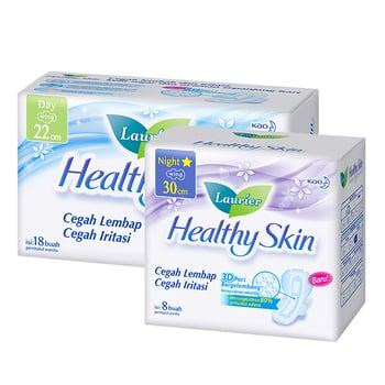 Laurier Healthy Skin Daily Set harga terbaik 30900