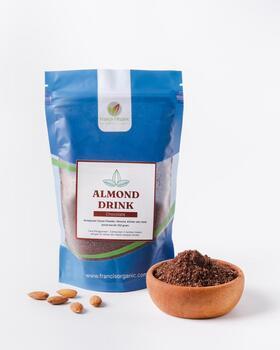 Francis Organic Almond Drink/Susu Almond Bubuk - Chocolate 150 g harga terbaik 35000