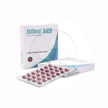 Esthero Kaplet adalah obat untuk membantu memenuhi kebutuhan estrogen.