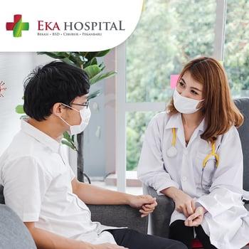 Medical Check Up (MCU) Diamond Pria di Eka Hospital Bekasi, Cibubur, Jawa Barat