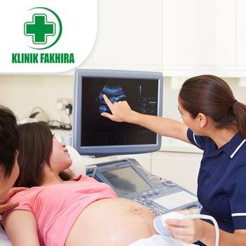 USG 2D (Konsultasi & Print USG) - Klinik Fakhira