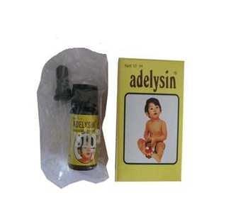 Adelysin drops adalah suplemen untuk memenuhi kebutuhan vitamin dan lisin di masa pertumbuhan anak.