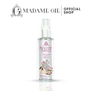 Madame Gie Madame Misty Face Mist - Rose Jasmine Face Mist harga terbaik