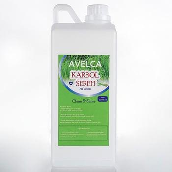 Avelca Karbol Sereh 1 Liter harga terbaik 24500