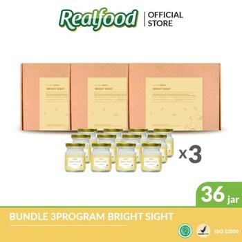 Realfood Bright Sight Triple Bundle harga terbaik 1950000
