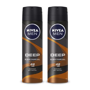 NIVEA Men Deodorant Deep Espresso Spray - Best Value