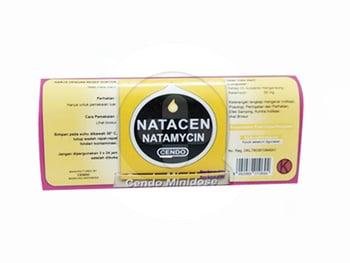 Cendo Natacen minidose adalah obat untuk mengatasi infeksi jamur atau fungi pada mata
