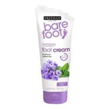 Freeman Bare Foot Soothing Lavender & Mint Foot Cream 150 ml harga terbaik 81400