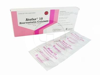 Atofar Tablet 10 mg  harga terbaik