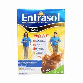Entrasol Gold Rasa Cokelat 185 g harga terbaik 36030