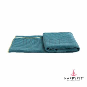 Happyfit Yogamat Towel - Teal Green harga terbaik 350000