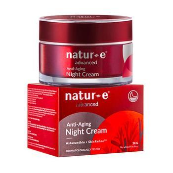 Natur-E Advanced Anti Aging Night Cream 30 g harga terbaik 89646