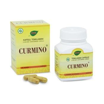 Jamu IBOE - 1 Botol Curmino Herbal Supplement 30 Kapsul harga terbaik 45000