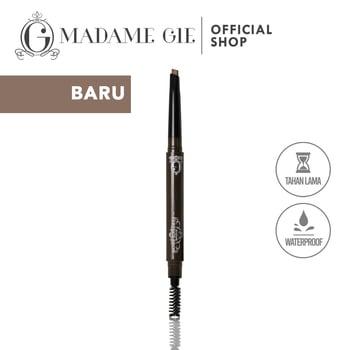 Madame gie Madame Perfect Brow 01 - Godly Grey harga terbaik 20000