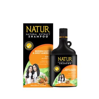 Natur Shampoo Moringa 270 mL